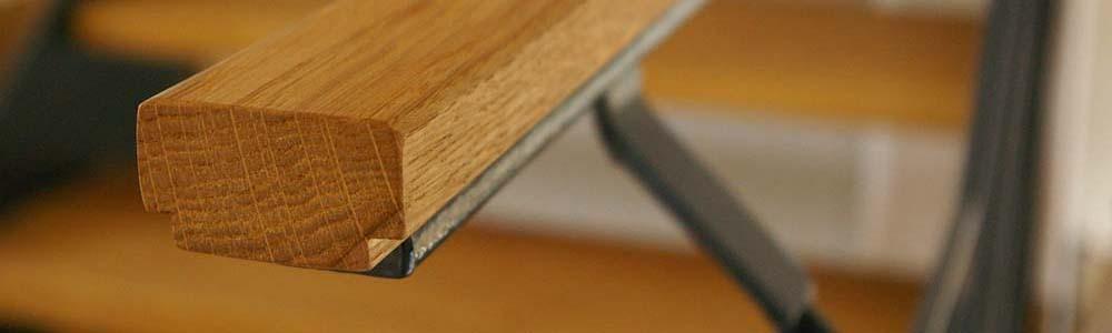 Von Holztreppen, Treppengeländer, Altbautreppen